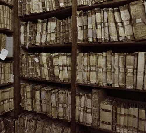 Genealogia a Bojano: in diretta gli atti di Stato civile dell'Archivio di Stato di Campobasso