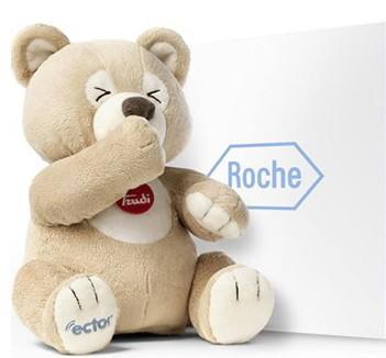 Arriva Ector, orsetto che tossisce per difendere i bambini dal fumo passivo
