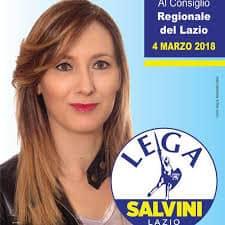 Alessandra Fabrizi, volto emergente della Lega