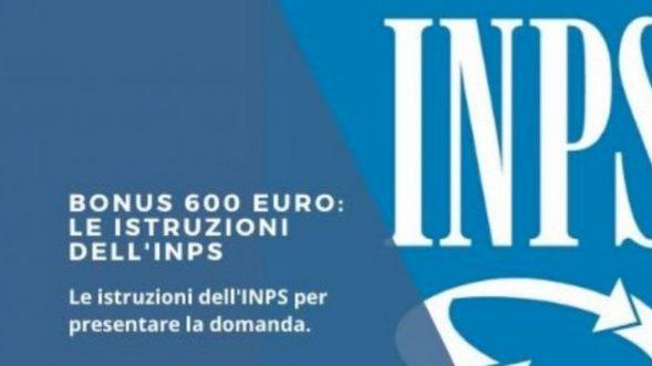bonus 600 euro Inps