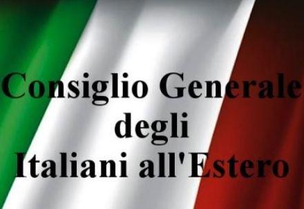 cgie Consiglio generale degli Italiani all'estero