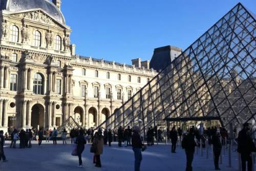 Museo Louvre Opere Italiane