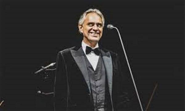 Bocelli dona plasma. Il cantante Italiano positivo al Coronavirus