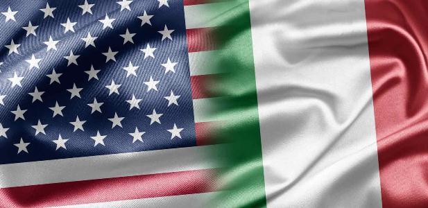 Italiani nel mondo bandiere