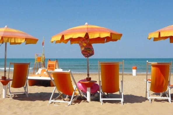 Spiagge aperte fase2, si va al mare in Emilia Romagna