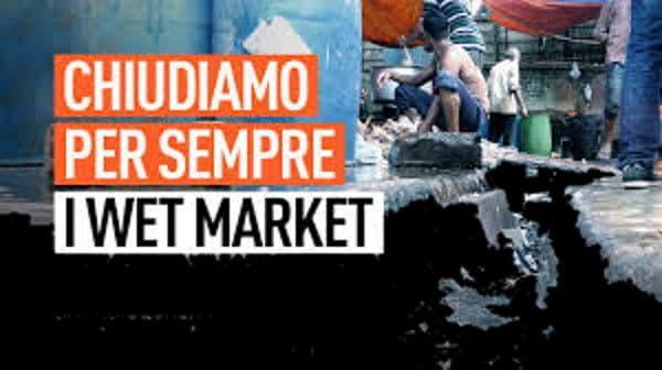 Wet Market in Pandemia: incredibile proseguono le attività che sviluppano agenti patogeni