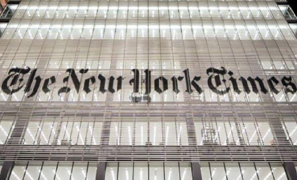 New York Times cresce, 6 milioni di abbonati