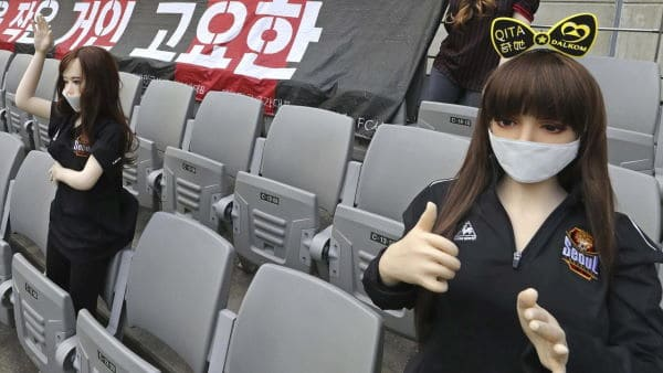 Sex Dolls, multa all'Fc Seoul