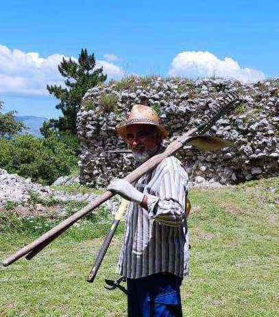 Bojano virtuosa con MoliseNoblesse outdoor Vie dei Popoli Italici dal Luppolo alla tintilia