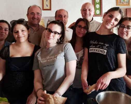 Pallotte di San Giovanni, cucina di comunità a Civita di Bojano con Molise Noblesse e Filitalia