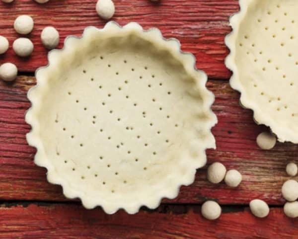 Pasta frolla veg con acqua. Ricetta facile e veloce