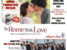 To Rome With Love al Cineforum Umdi Covid Time