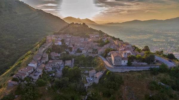 Vota Civita Superiore FAI
