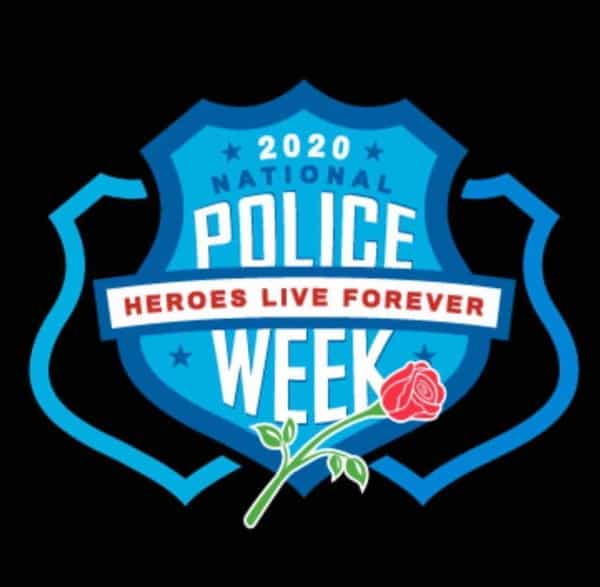 National Virtual Candle Police Week