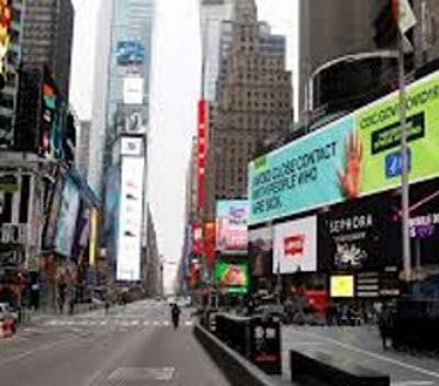 Coronavirus distrugge New York. Torna la crisi degli anni 70