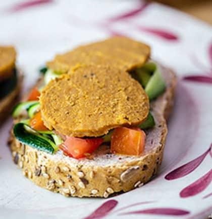 Come preparare salame vegan di lenticchie. La ricetta