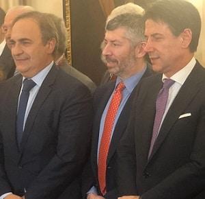 Sottosegretario-Merlo-e-Premier-Conte