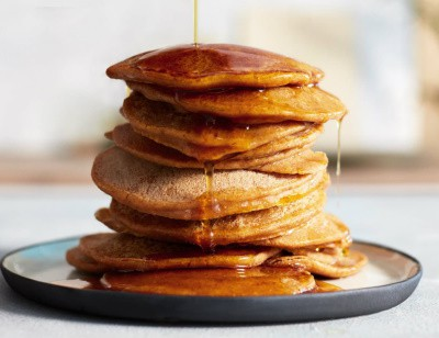 pancake alla zucca