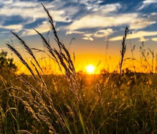 solstizio d'estate 21 giugno sole
