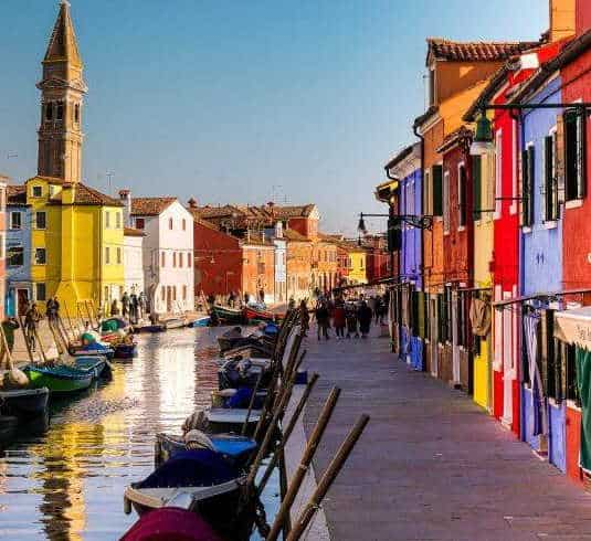 Water's Italian cities, Filitalia webinar
