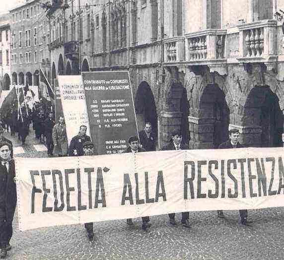 25 aprile festa della resistenza