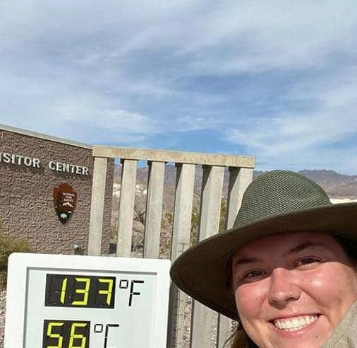 54 °C caldo record, temperatura più alta mai raggiunta sulla Terra