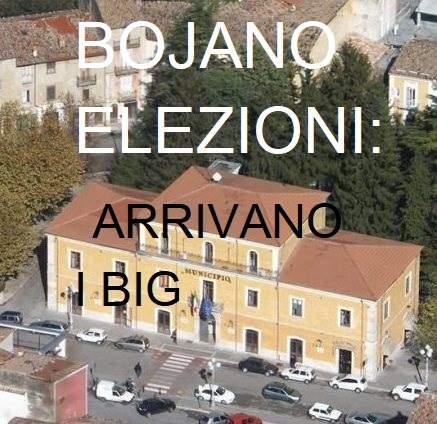 Bojano elezioni, big regionali portano il conto. Candidature in eredità e schieramenti