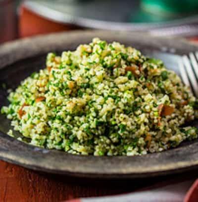 Come preparare Tabbouleh alla libanese