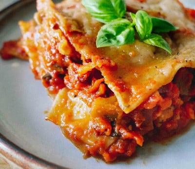 Come preparare lasagne vegane: ingredienti e consigli