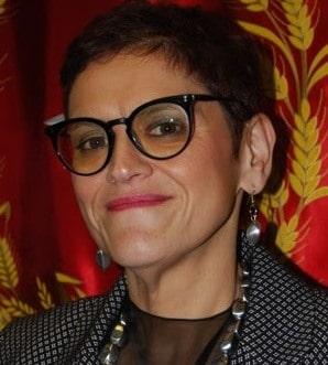 Mariacristina Spina candidata sindaco Bojano per la lista dei conservatori