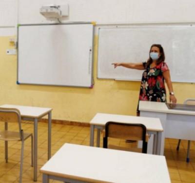 Riapertura scuole. Cancellati i docenti fragili. Appello al ministro