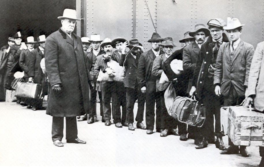 Where Italians came from Filitalia's webinar US