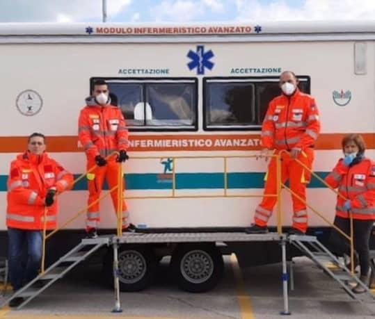 cives emergenza infermieri volontari