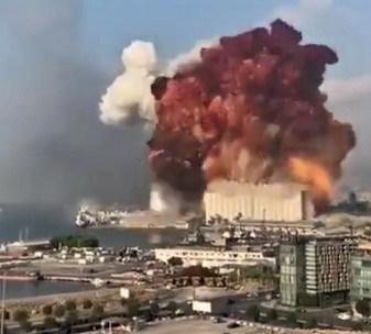 Esplosione Beirut, Italiano ferito