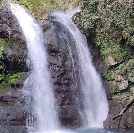 Vie dell'Acqua - cascata di Carpinone