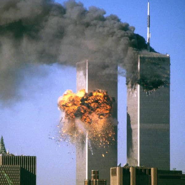 11 settembre 2001, racconto di Genny di Bert