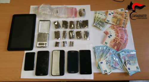 Arrestato-per-droga