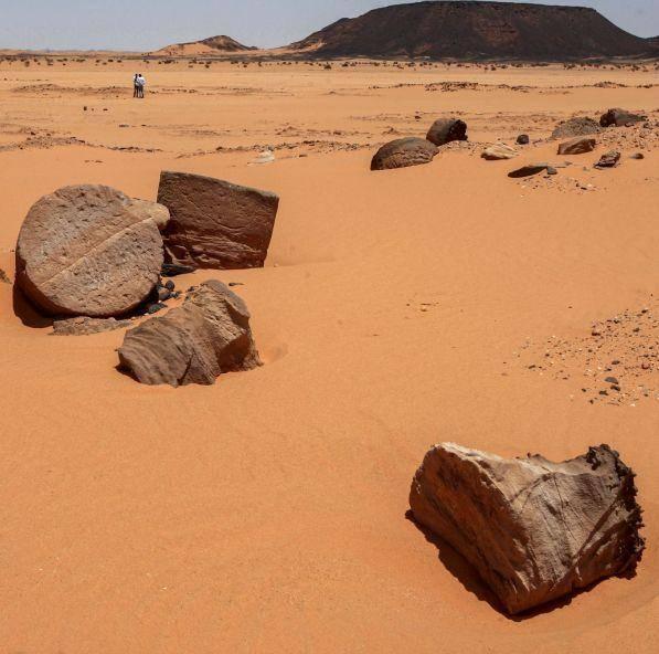 Distrutto antico sito archeologico dai cercatori di oro in Sudan