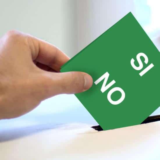 Referendum costituzionale affluenza molise