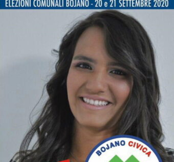 Sabina Iadarola per Bojano Civica