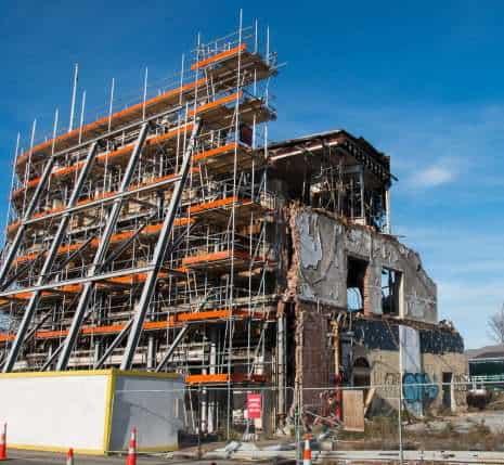 100 cantieri per la ricostruzione in abbruzzo
