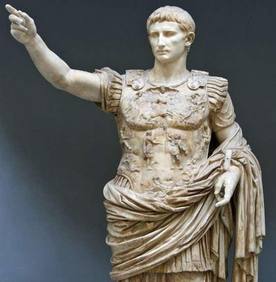2000 anni dell imperatore augusto