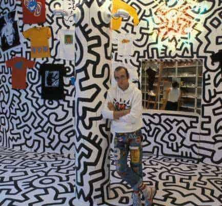 54 anniversario della nascita di Keith Haring