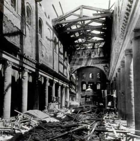 75esimo anniversario del Bombardamento di Roma
