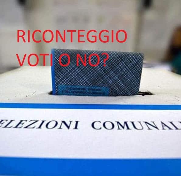 Bojano, riconteggio voti elezioni 2020, smentita di Carmen Romano sulle Elezioni Amministrative