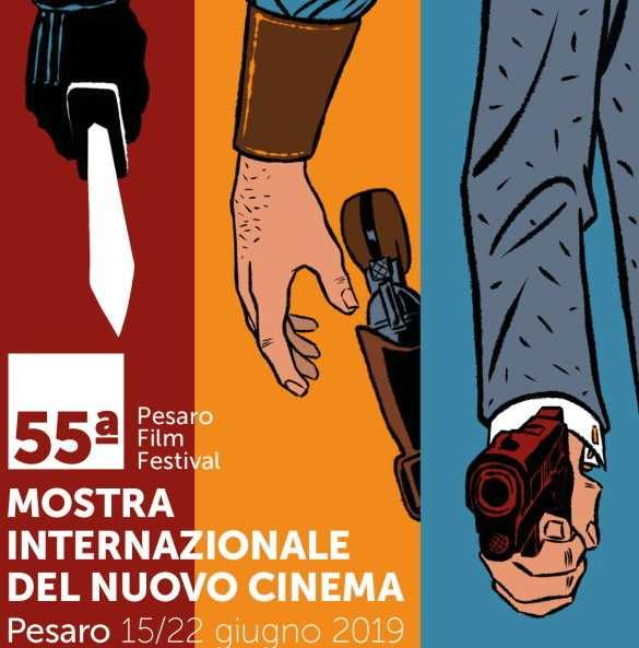 Pesaro Film Festival Mostra 55 2019