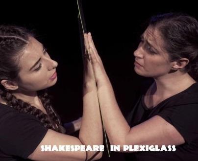 Shakespeare-in-Plexiglass-Covid19