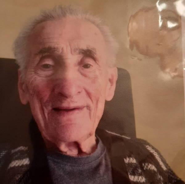 Pasquale Chiovitti 101 anni a Montreal