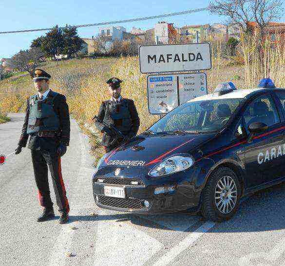 Rave Party fermato a Mafalda dai Carabinieri di Termoli