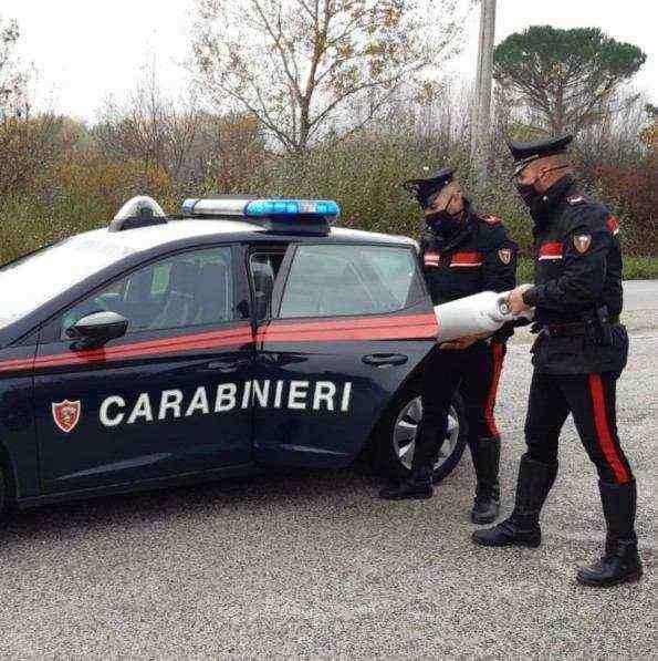 93enne salvata dai Carabinieri di Bojano a San Polo Matese. Aveva solo 10 minuti di ossigeno